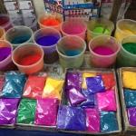 Tout en couleur !