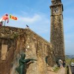 Le fort de Galle